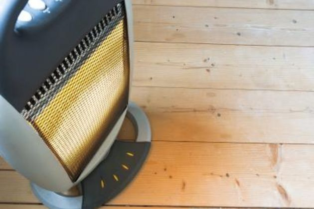 Space heaters can cause house fires if not used properly